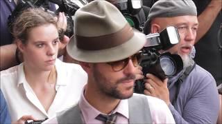 Charlie WINSTON @ Paris Fashion Week 4 july 2018 show Jean Paul Gaultier / Juillet #PFW