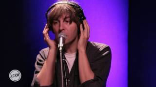 "Phoenix performing ""Fior Di Latte"" Live on KCRW"
