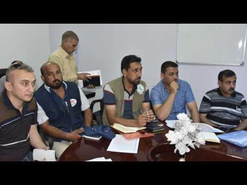 انجازات دائرة صحة الانبار بعد الهجمات الارهابية التي عصفت محافظة الانبار