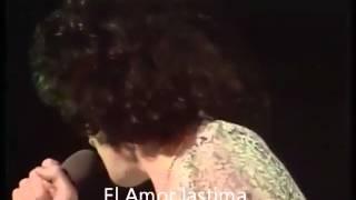 Nazareth - Love Hurts subtitulos en español