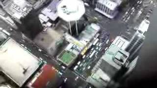 Auckland Sky Tower Drop