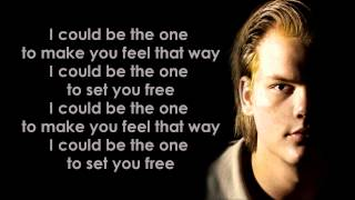 Avicii vs Nicky Romero - I Could Be The One [Lyrics]