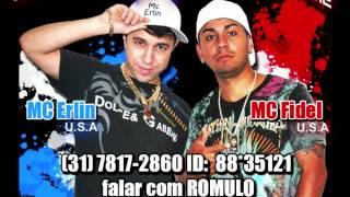 Mc Fidel U.S.A & Mc Erlin U.S.A. - Realidade Cruel (Dj Robson Leandro e Luciano Coulti) Mix