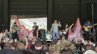 Dance Gavin Dance - Summertime Gladness Live At Atlanta Vans Warped Tour 2017   6/29/2017