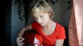 My heart is in your hands. Настя Кудрявцева (cover Mia Rose)