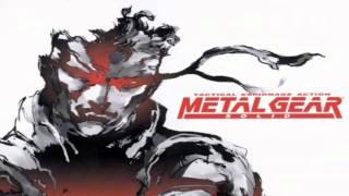 Metal Gear Solid [OST] #08: Warhead Storage