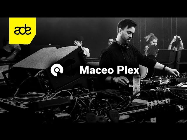 Maceo Plex @ ADE 2017 - Mosaic by Maceo x Audio Obscura (BE-AT.TV)