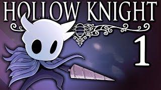 Hollow Knight   #1   I Am Bug Knight