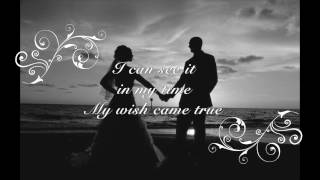 MY WISH CAME TRUE-Perfect Father Daughter Wedding dance Song! Bride and father 2017 song