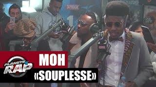 """Live de MOH """"Souplesse"""" #BIGmanadja #PlanèteRap"""