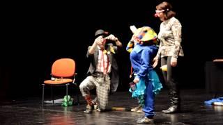 A Viagem do Capuchinho Vermelho - Bruno Leite Performance