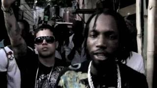 De La Ghetto Ft. Mavado - Come Out And See  HD