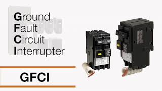 A video details how to choose between types of circuit breakers.