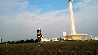 "Zumba "" New World By Krewella,Yellow Claw Ft Taylor Bennett/ Monas ,Jakarta"