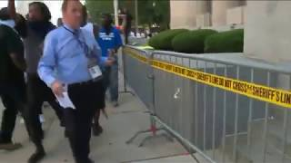 News Reporter Almost Gets His Ass Kicked During Protests In St. Louis