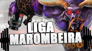 LIGA MAROMBEIRA ♪ | PARÓDIA LEAGUE OF LEGENDS BONDE DA MAROMBA