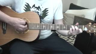 The Grateful Dead  - Ripple ( Acoustic Cover ) American Beauty album Track
