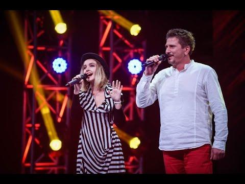 "Diana Ross & Lionel Richie - ""Endless love"".  Elis şi Călin la X Factor!"