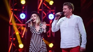 """Diana Ross & Lionel Richie - """"Endless love"""". Vezi aici cum au cântat Elis şi Călin la X Factor!"""