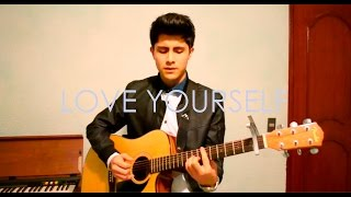 Justin Bieber - Love Yourself - (Yahir Yahel Cover)