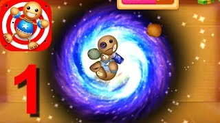Kick the Buddy Power Of Gods Mega Gravity Ball Lightning Angel Android iOS Gameplay HD