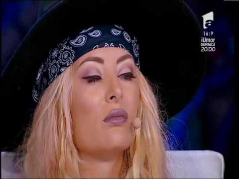 """Corina Chiriac - """"Inimă nu fi de piatră"""". Vezi aici cum cântă Mihaela Breabăn la X Factor!"""