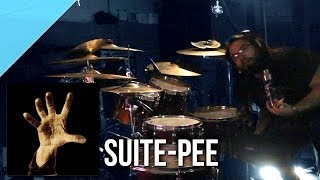 """System of a Down - """"Suite-Pee"""" drum cover by Allan Heppner"""