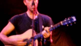Coldplay's Chris Martin - Oceans  (Live Secret Show From The Box NYC)