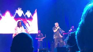 Boogie Wonderland, Earth Wind and Fire, 2-18-2017