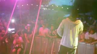 Devilman - He Didn't Make Do it Live on Sika Stage, Nass Festival 2015