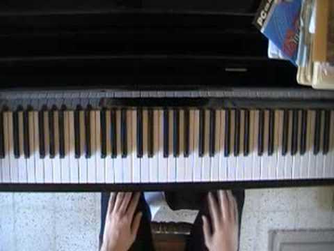 Comment jouer This is Halloween au piano 2ème partie