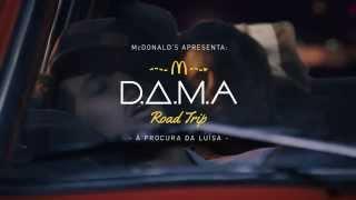 D.A.M.A Road Trip – A caminho de Albufeira