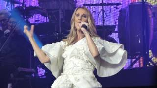Celine Dion- The Colour Of My Love- Live- Leeds- 25.6.17