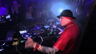 Taboo, Black Eyed Peas Live DJ Set at Boujis London