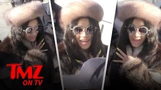 Cardi & Offset Working Things Out?! | TMZ TV