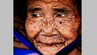 Een honderdjarige wordt weer een jong meisje