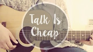 Chet Faker - Talk Is Cheap (Acoustic Cover) | Ameya Ajay
