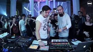 What this button do? - Boiler Room Moments