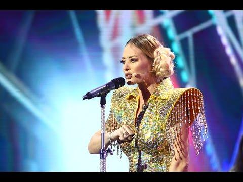 Delia - Cine m-a făcut om mare (Live X Factor)