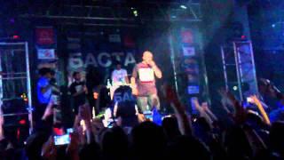 Баста - Мама(live in Izhevsk 26.11.11)