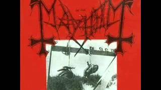 Mayhem - (Weird) Manheim