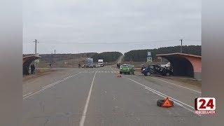 Не уступил дорогу. Два человека пострадали в аварии в Краснокамском районе