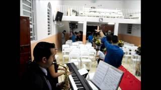 Música: o tempo não pode apagar Casamento na Igreja Assembléia de Deus/Mogi das Cruzes/SP