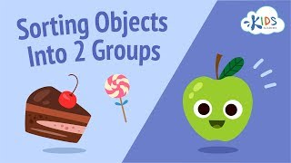 Sorting Objects into 2 Groups