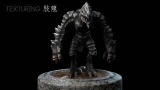 """Dragon's Sin"" Game Dev. DemoReel by Marty Chen"