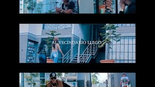 "AL VECINDARIO LLEGO - BIPER LK FT BALANTAINSZ '' OFFICIAL VIDEO '' 2017 "" HD"