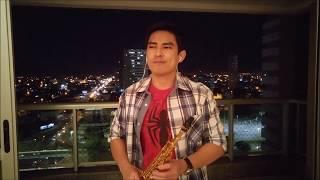 The Avengers Theme Song - Os Vingadores Música Tema - Saxophone Cover