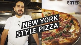 How To Make New York-Style Pizza