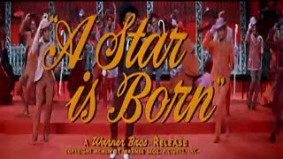 A Star Is Born (1954) - Trailer width=