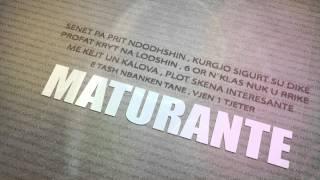Hekuran Krasniqi ft Lamm'G & Citi - MATURANT